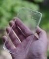Чехол Motorola Moto X прозрачный