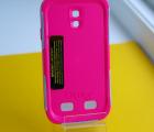 Чехол Samsung Galaxy S4 Otterbox Preserver Series розовый
