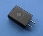 Блок зарядки Motorola SPN5970A TurboPower 15+ QC3.0 Moto Z2 Force
