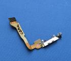 Шлейф зарядки Apple iPhone 4 нижний CDMA