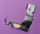 Шлейф зарядки Apple iPhone 8 нижний