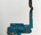 Шлейф нижний Samsung Galaxy Mega i527 порт