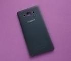 Корпус (крышка) Samsung Galaxy A5 (2015) A500 А-сток тёмно-синий