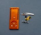 Корпус Apple iPod Nano 5 оранжевый B-сток