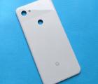 Крышка корпус Google Pixel 3a XL (B-сток) белый