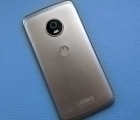 Корпус Motorola Moto G5 Plus крышка серая А-сток