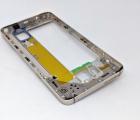 Корпус рамка боковая Samsung Galaxy Note 5 золотой А-сток