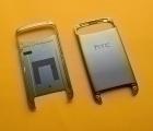 Корпус HTC One S (А сток) крышка серая