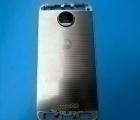 Корпус Motorola Moto Z Droid Gold А-сток - фото 2