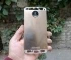 Корпус Motorola Moto Z Droid Gold А-сток