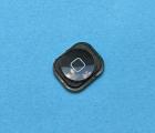 Кнопка home накладка Apple iPhone 5 чёрная