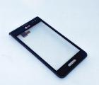 Сенсор (тачскрин) LG Optimus F3 ms659 чёрный