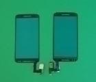 Сенсор Motorola Moto X Style чёрный