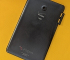 Крышка задняя + стекло камеры Ellipsis QTAQZ3 чёрная B-сток