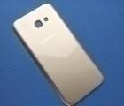 Крышка Samsung Galaxy A5 (2017) A520F золото B сток