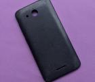 Крышка Alcatel Tetra 5041c чёрная С-сток