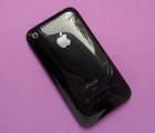 Крышка (корпус) Apple iPhone 3g B-сток чёрный