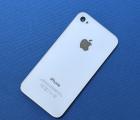 Крышка Apple iPhone 4s B-сток белая оригинал