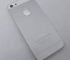Корпус крышка Apple iPhone 5 C-сток серебро