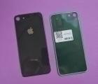 Крышка Apple iPhone 8 чёрная