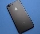 Корпус крышка Apple iPhone 7 Plus чёрный (А сток)