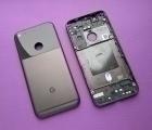 Корпус Google Pixel 1 крышка серая А-сток