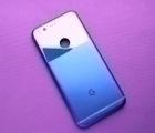 Корпус Google Pixel 1 крышка синяя А-сток