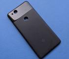 Крышка Google Pixel 2 корпус чёрный (B-сток)