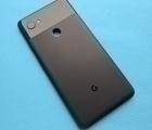 Крышка (корпус) Google Pixel 2 XL чёрный А сток