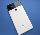 Крышка (корпус) Google Pixel 2 XL белый А сток