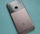 """Корпус Google Pixel 5"""" крышка серая (A сток)"""