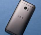 Крышка (корпус) HTC 10 А-сток чёрный