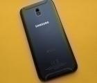 Крышка Samsung Galaxy J5 (2017) j530f чёрная B сток