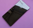 Корпус крышка в рамке Essential Phone PH1 (A11) чёрный А-сток чёрный