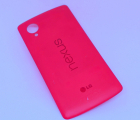 Крышка Google Nexus 5 Pink А-сток