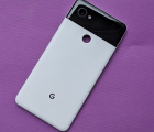 Крышка (корпус) Google Pixel 2 XL B-сток белый