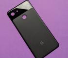 Крышка Google Pixel 3 А-сток чёрная