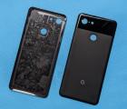 Крышка Google Pixel 3 чёрная