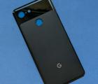 Крышка Google Pixel 3 чёрная новая OEM