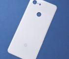 Крышка Google Pixel 3 белая А-сток