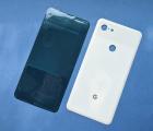 Крышка Google Pixel 3 XL белая новая