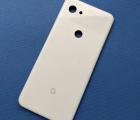 Крышка (корпус) Google Pixel 3a A-сток белый