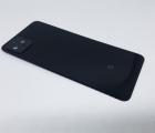 Крышка Google Pixel 4 XL со стеклом камеры чёрная А-сток