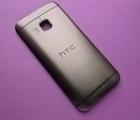 Крышка HTC One M9 серая (B-сток)