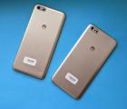 Крышка задняя Huawei Y5 2018 золотая С-сток