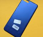 Крышка Huawei Y6 (2018) синяя C-сток