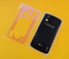 Крышка LG Google Nexus 4 чёрная новая