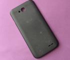 Крышка LG D410 Optimus L90 чёрная B-сток