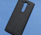 Крышка LG V10 чёрная орининал А-сток