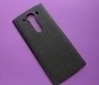 Крышка LG V10 чёрная с антенной NFC (B сток)